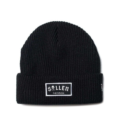 Craft Knit Beanie Black - Sullen Art Co.