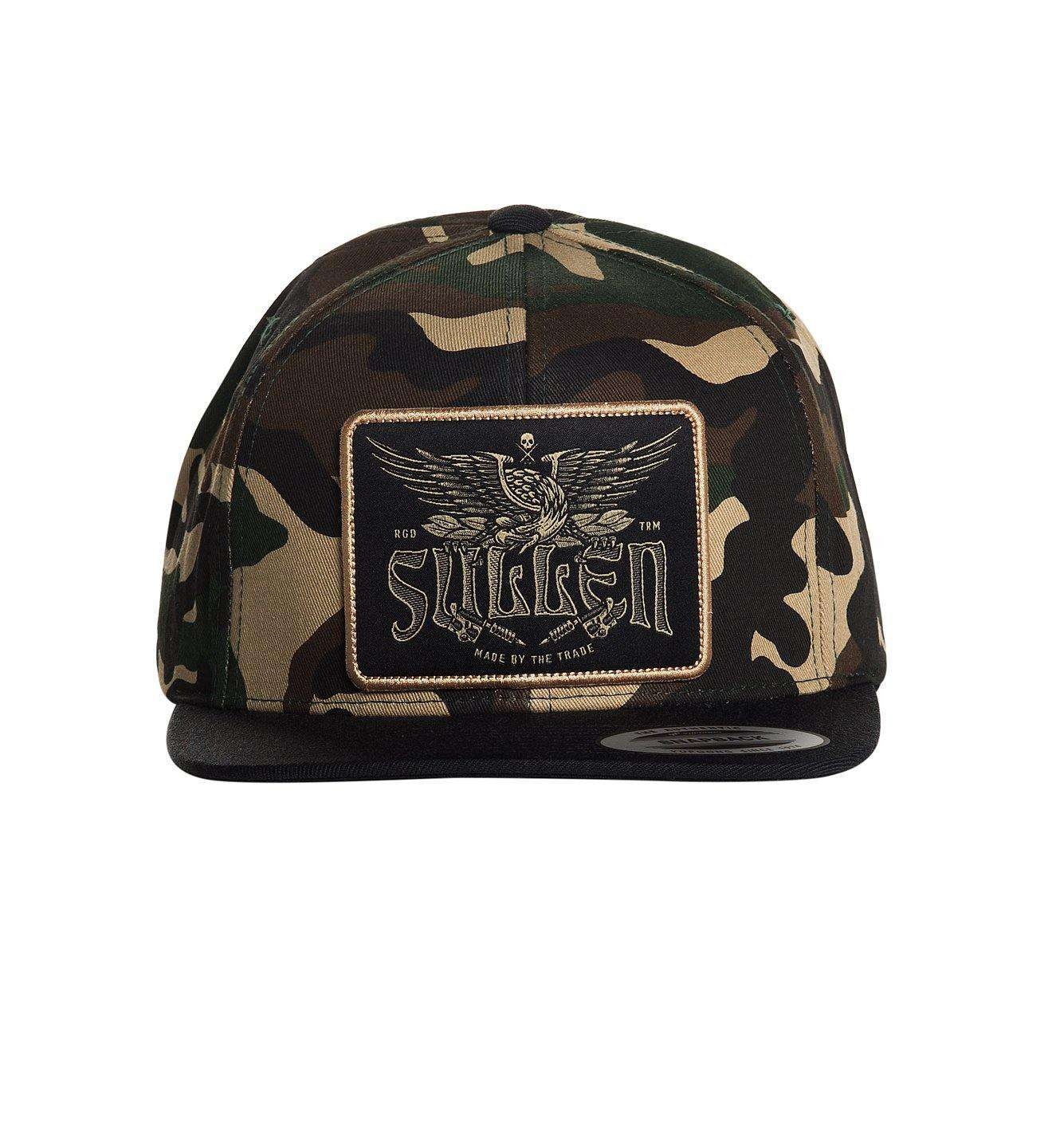 Eagle Tradition Snapback - Camo