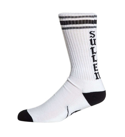 Spit Fire High Socks - Sullen Art Co.