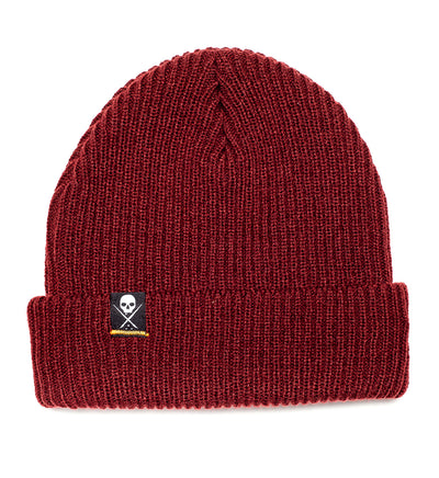 Shoreman Beanie Red