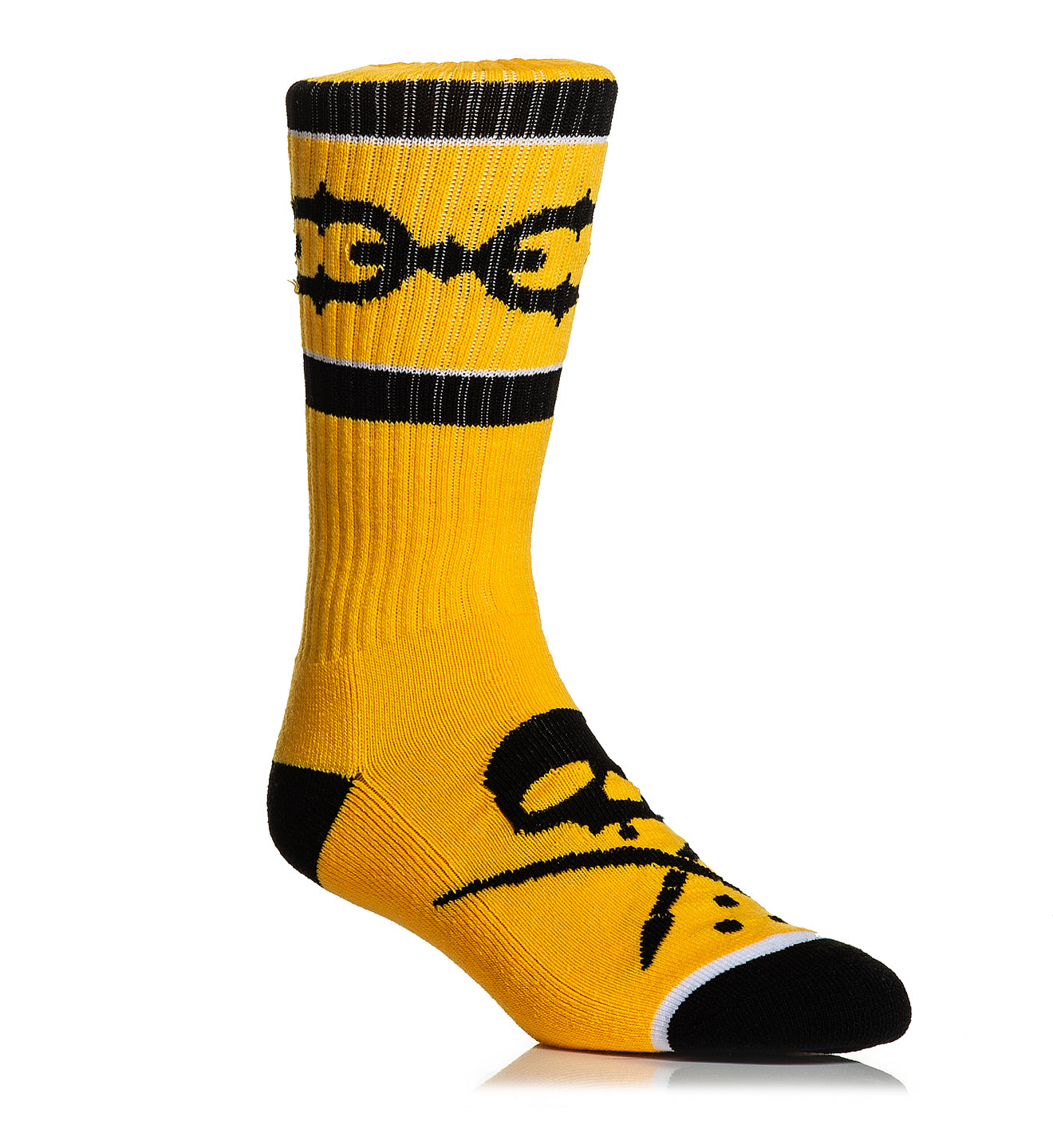 Linked Socks Yellow