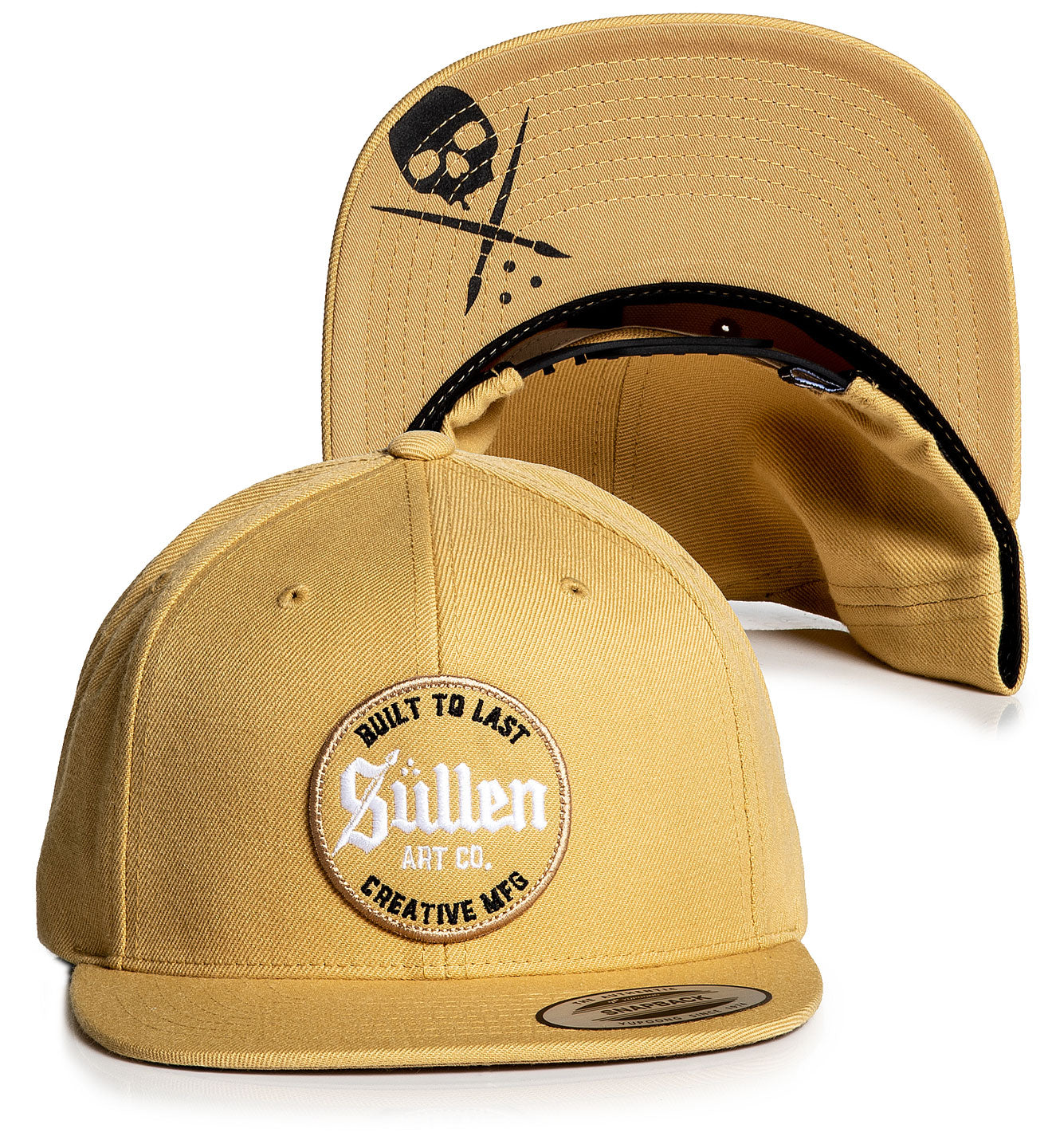 Endure Snapback Yellow
