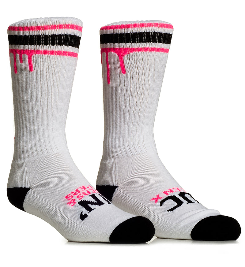 Don't Die High Women's Pink Sock