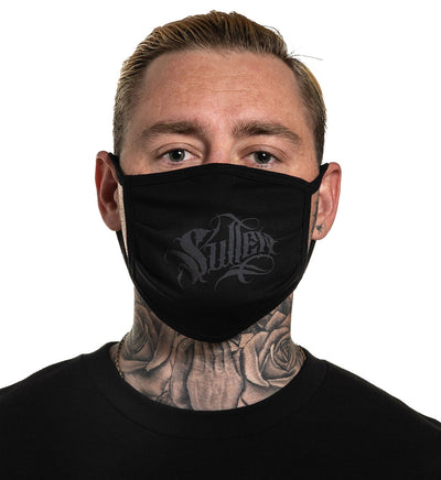 Antonio Mask Black/Black