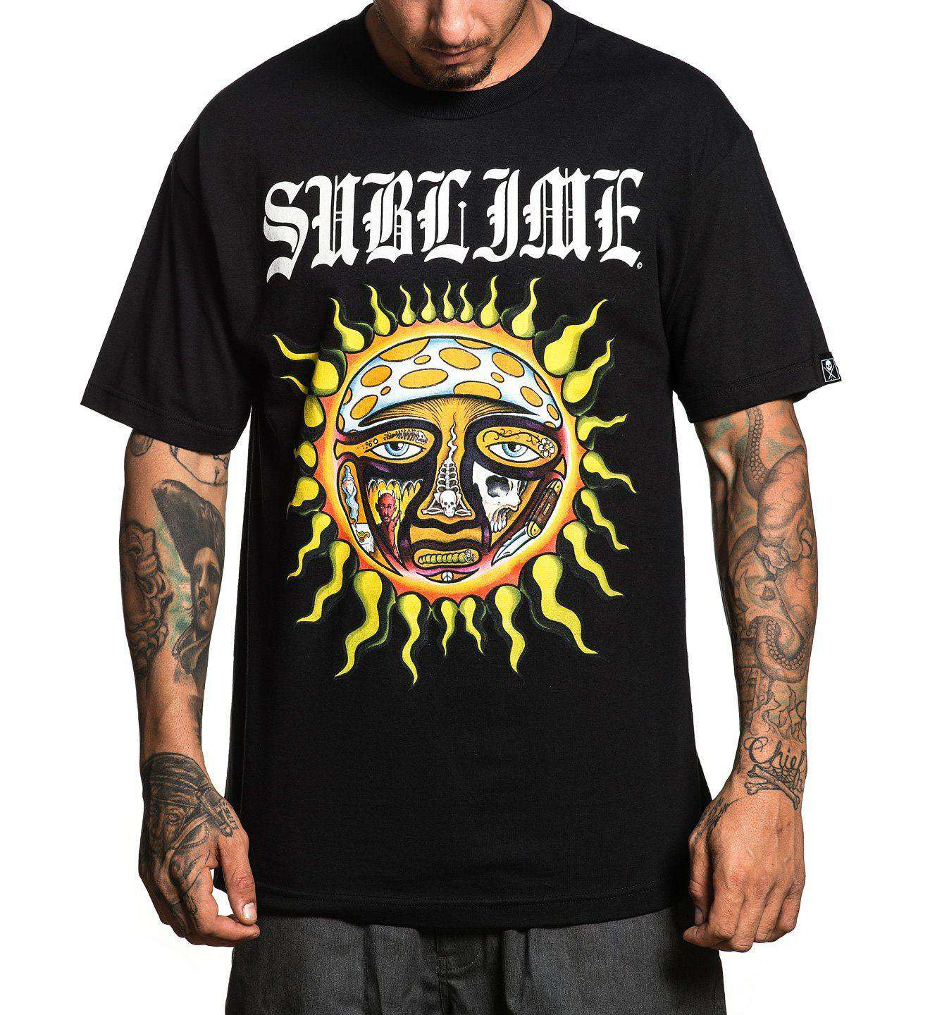 Opie Sun Tee - Sullen Art Co.
