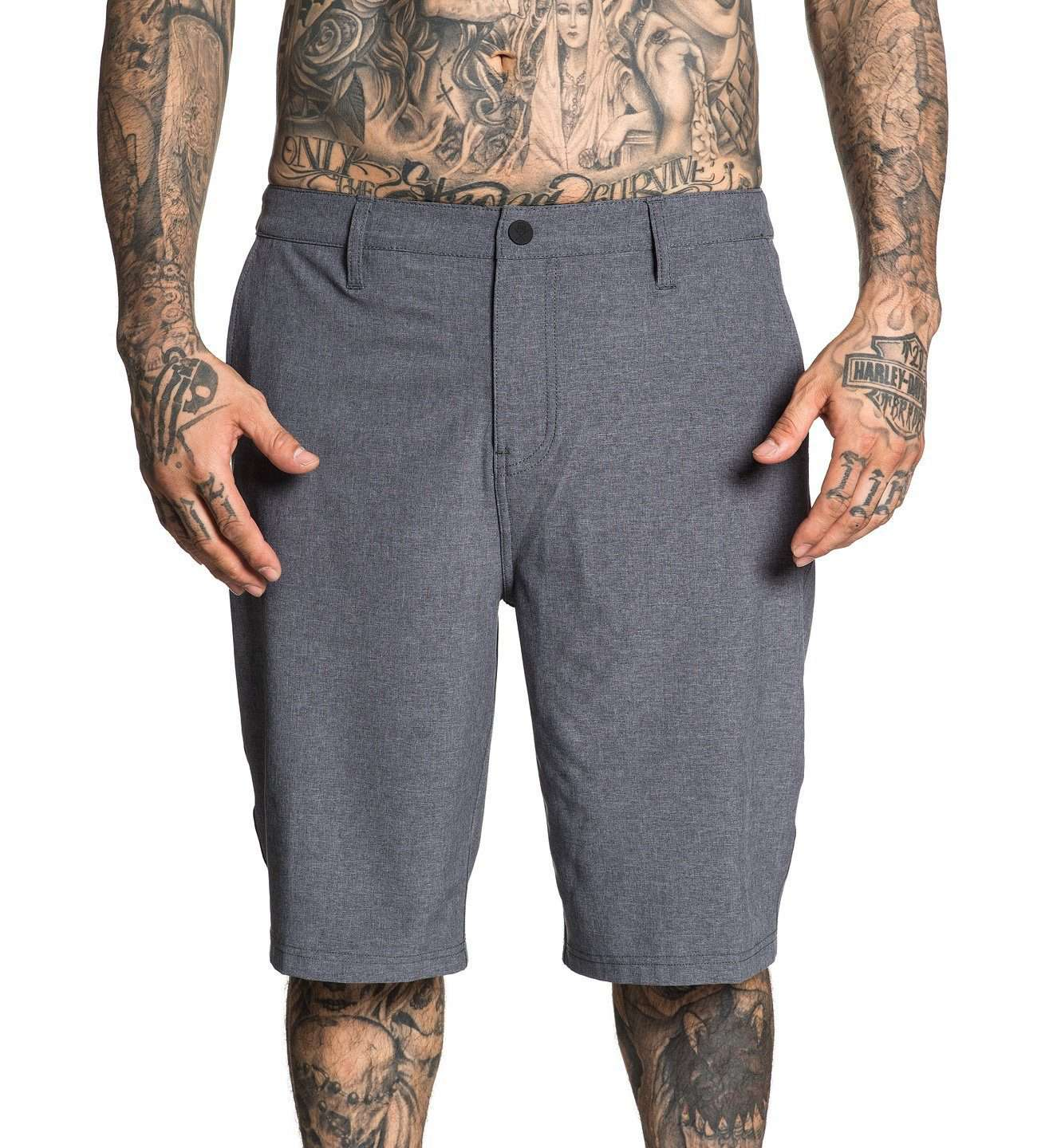 1e049b825d Complex Hybrid Shorts - Sullen Art Co.
