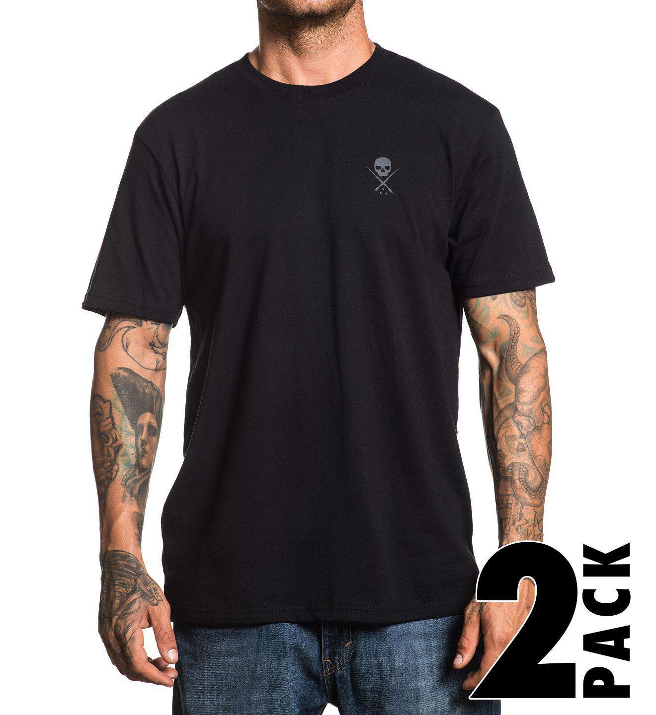 Standard Issue Premium Tee Set - Sullen Art Co.