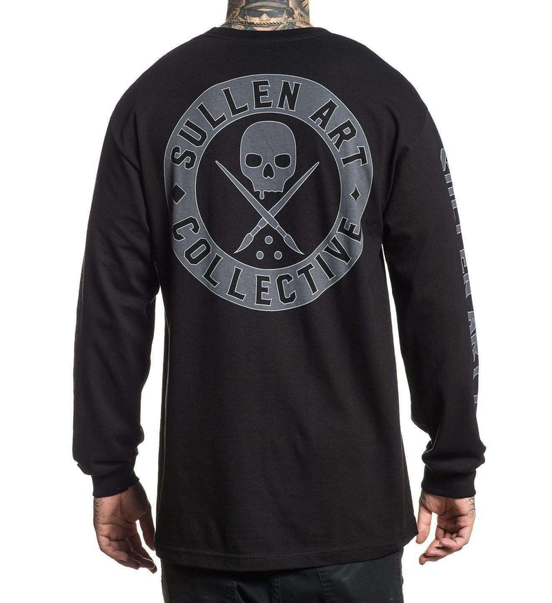 Badge of Honor Long Sleeve - Sullen Art Co.