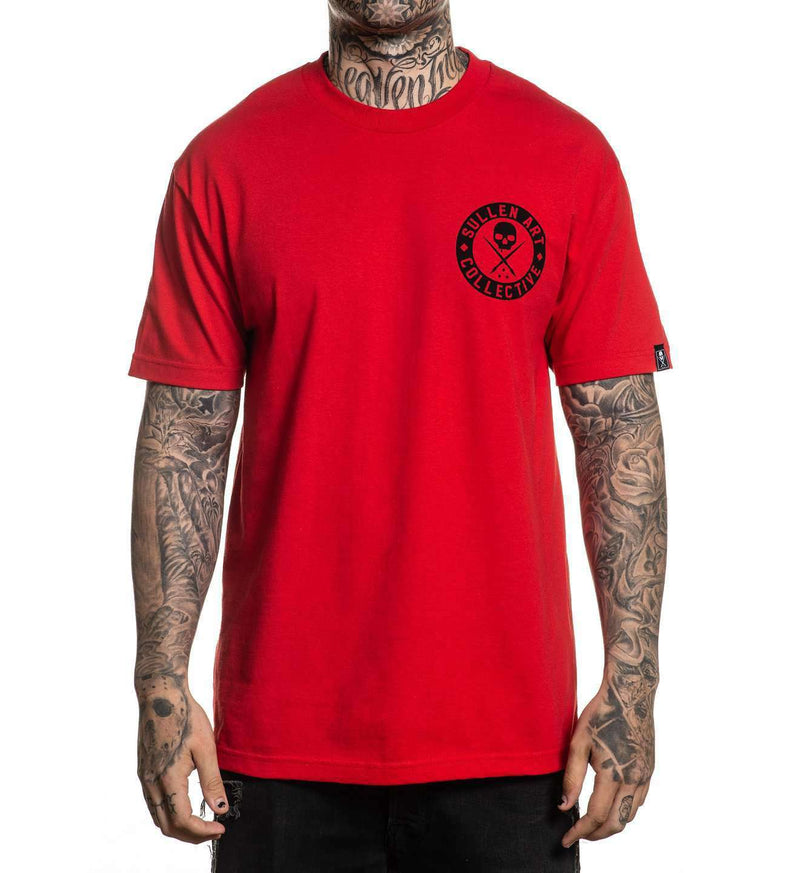 The Classic Red Tee