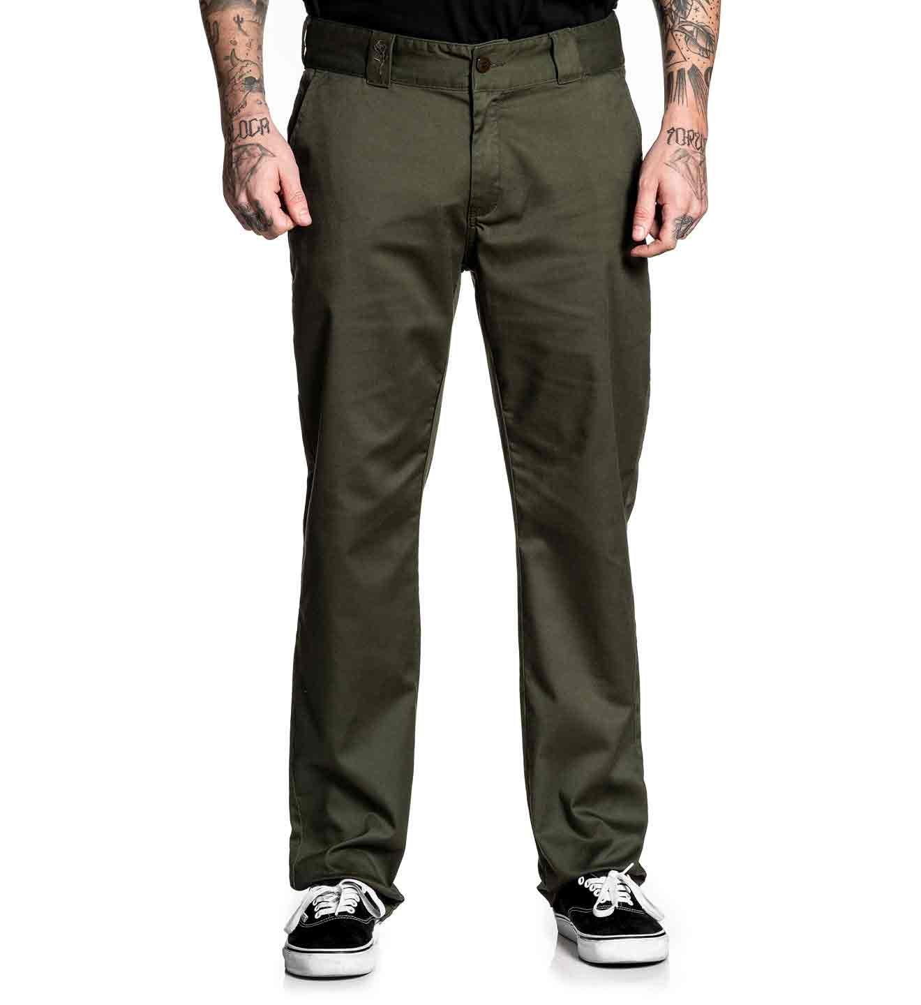 925 Chino Pant Olive