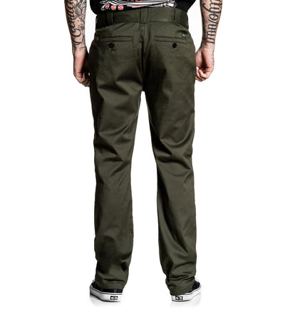 925 Chino Stretch Pant Olive