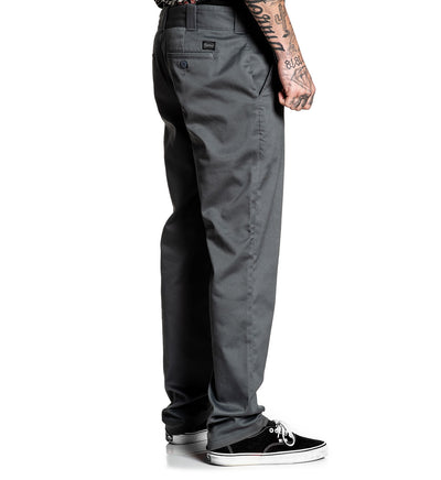 925 Chino Stretch Pant Grey