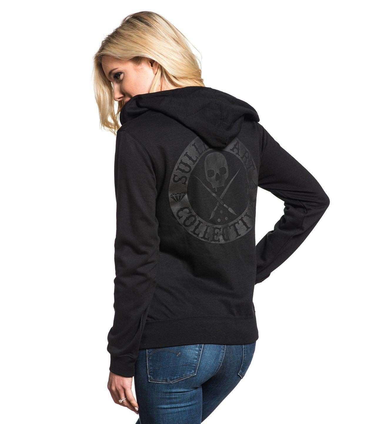 Badge of Honor Hoodie HD - Sullen Art Co.