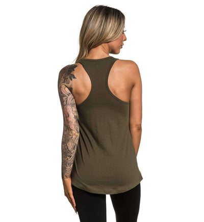 Standard Issue Tank Olive