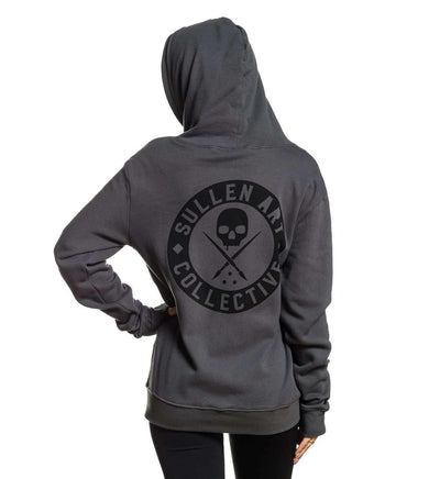 Boh Zip Fleece - Sullen Art Co.