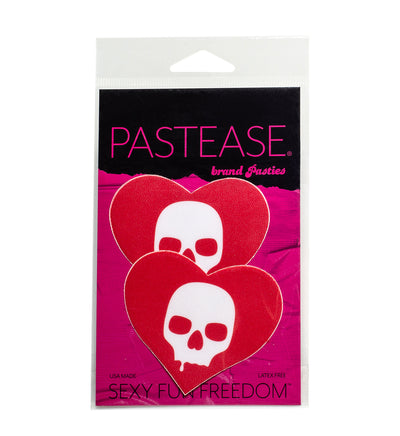 Heart Skull Pastease