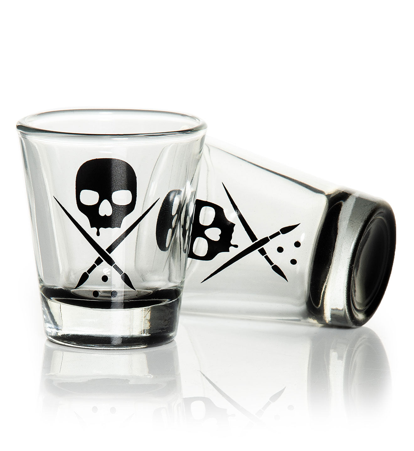 Blaq Glass Set Of 2