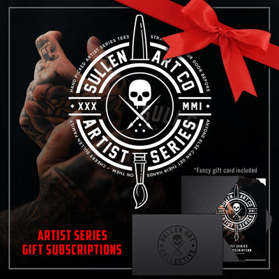 Artist Series Gift Subscription - 3months