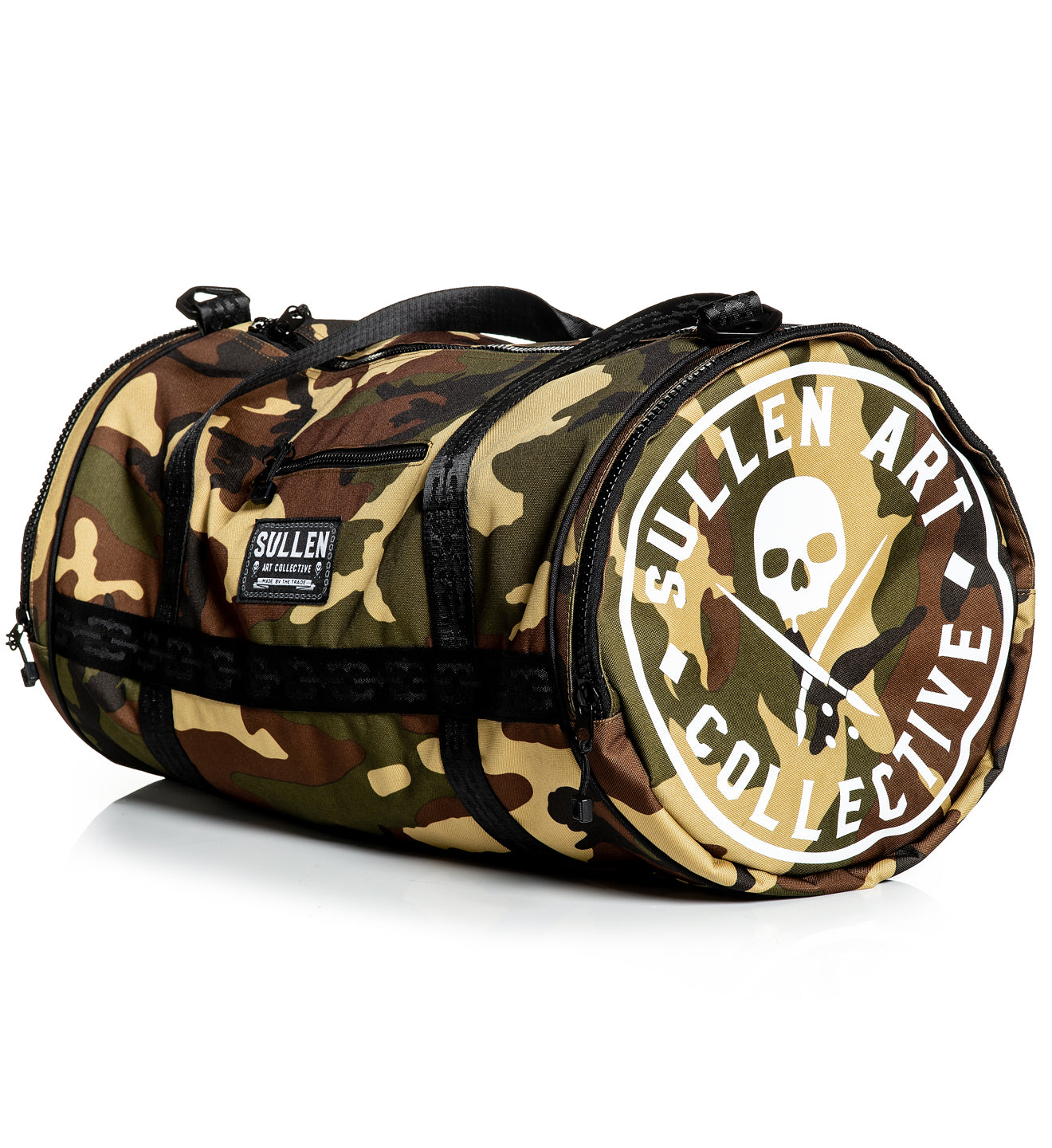 Overnighter Bag - XL Camo