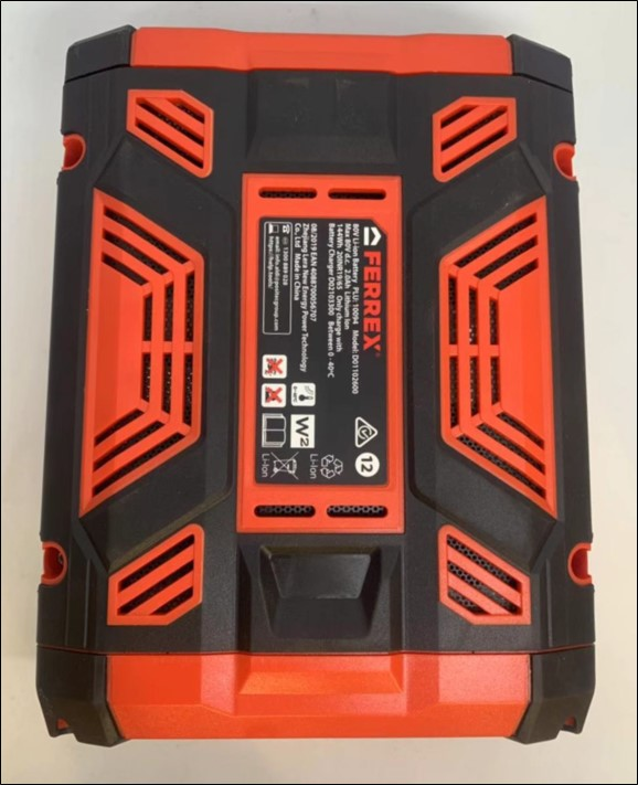 D01102600 - 80V 2.0Ah Lithium-Ion Battery to suit 10094 / CLM80XA 80V Li-Ion Brushless Lawn mower