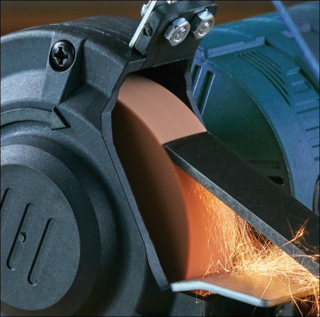 150W Mini Bench Grinder - 10275 / 90006226 - CLEARANCE