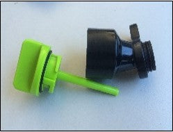 43668 / 43668  99cc Petrol Lawn Mower Dip Stick Assembly (79000793)