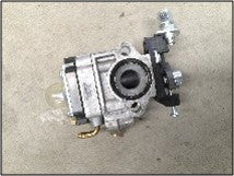 43671 / HTKS26 / MQE-YL-550R / 90943671 Carburettor to suit 43671 26cc Hedge Trimmer