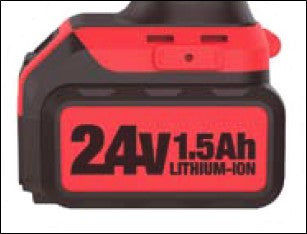 44624/24VACH & 51887/24VHA Lithium-Ion Battery