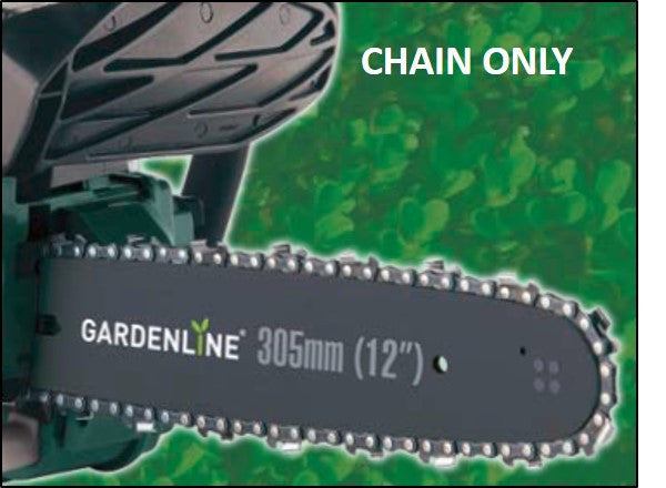 46460 -  Chain To Suit ALDI 26cc Petrol Chainsaw – 46460/PCH25