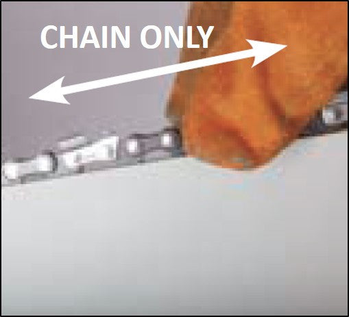 50712 - Chain to Suit ALDI 37cc Petrol Chainsaw – 50712/WLCS38A-375*