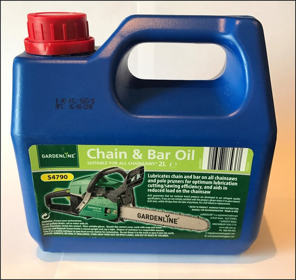 54790 - Chainsaw Bar Oil - 2L