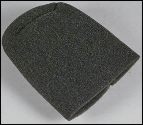 61406 / 9296 Foam Filter for Wet and Dry Vac (79001516)
