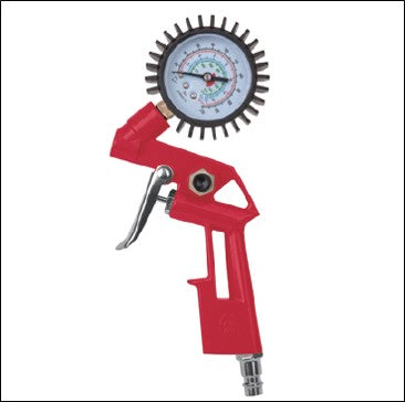 63569-AGPG: Air Gun with Pressure Gauge to suit 63569 / PAP110 1100W Air Compressor