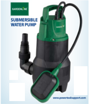 49119 L-Shape Elbow Connector LKS-756PW 750W Submersible Pump