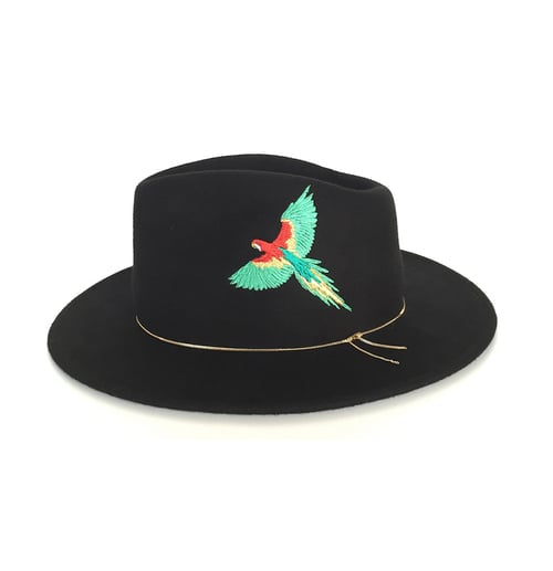 Dakota Hat | Black Spice