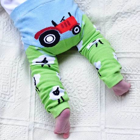Baby Farmyard Leggings