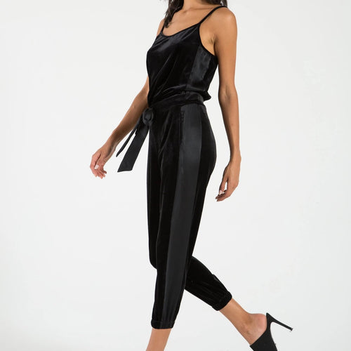 Christopher Jumpsuit | Black