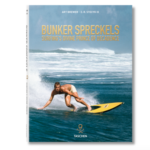 Coffee Table Book | Bunker Spreckles