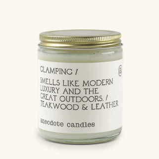 Glamping Candle