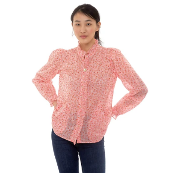 Chrissie Shirt | Orchid Pink