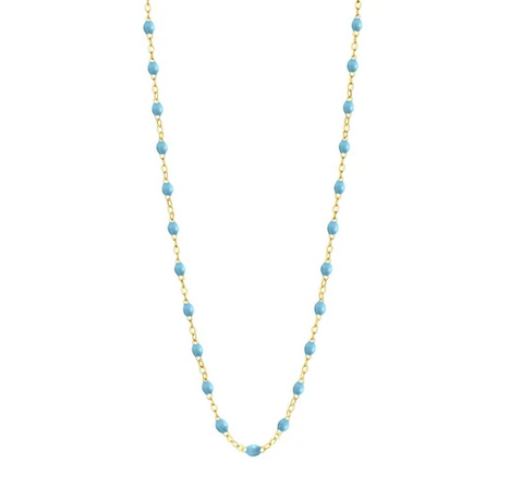 "Gigi Clozeau Necklace | Turquoise | 16.5"" to 24.2"""