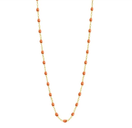 "Gigi Clozeau Necklace | Fire | 16.5"" to 24.2"""