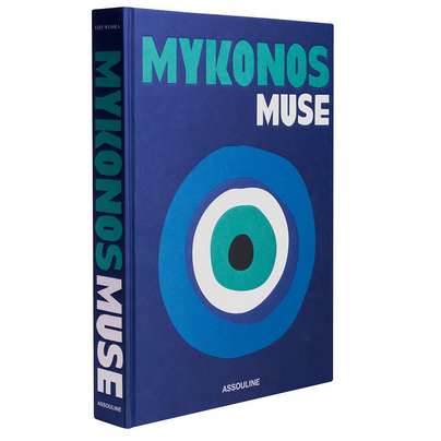 Coffee Table Book | Mykonos Muse