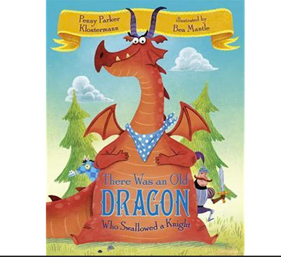 Children's Book | There Was a Dragon