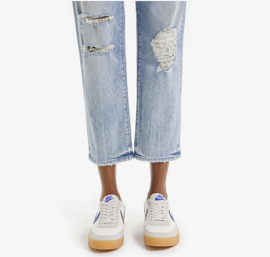 The Scrapper Ankle Jean | Wicked Wild Calling