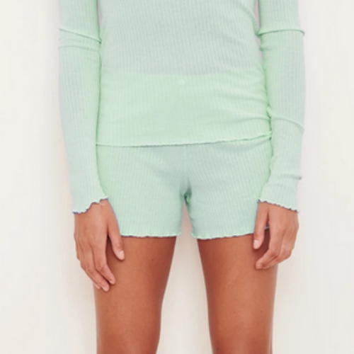 Lounge Shorts | Lime