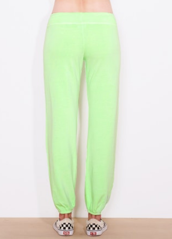 Sweatpants | Pop Lime