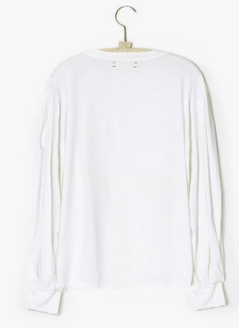 Cali Top | Washed White