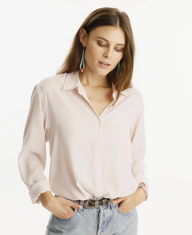 Beau Shirt | Blush