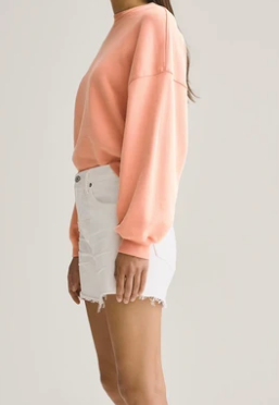 Reese Shorts | Tissue White